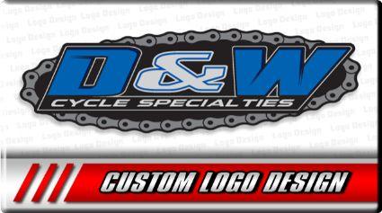 We Do Custom Logo Designs For all Businesses