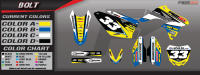 FAMmx-Design-Bolt-Suzuki-[Semi-Custom-Motocross-Graphics-Display]