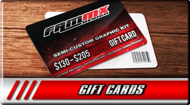 Want to give the best gift of all? FAMmx Gift Cards for custom graphic design services